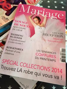 Interview Mariage Magazine